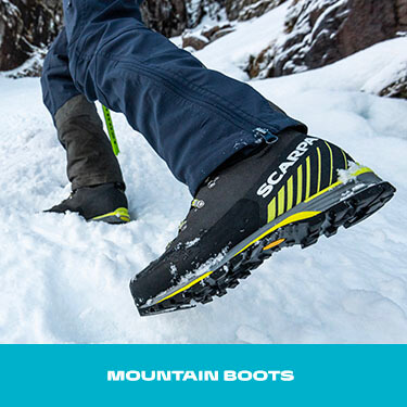 Scarpa Moutain Boots